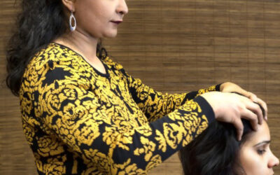 Workshop on Indian Head Massage